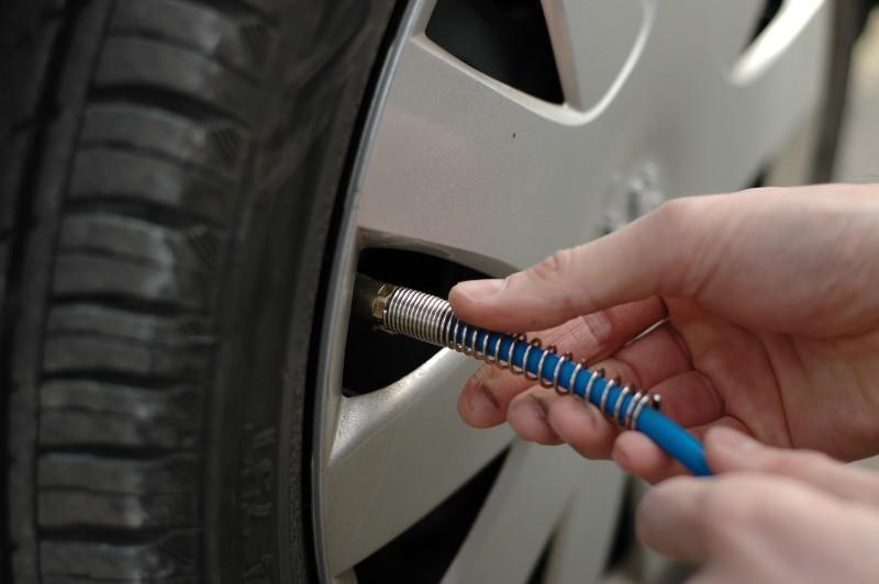 Pression pneus